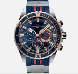 7f85cd0c1c2 Top Marca Diver Swiss Men Relógios Montre Homme Luxo Todos Subdials  Trabalho Relógio Homens Cronógrafo Militar Esportes Masculino Relógio