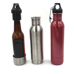 Wholesale Customized Stainless Steel Water Bottles - hot sale single double water bottles,red bottle,can customized color
