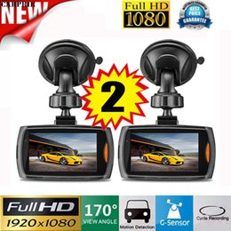 Wholesale Gps Car Vehicle Dvr - CARPRIE 2x Car 1080P Full HD DVR Vehicle Camera Dash Cam Video Recorder G-sensor Night Vision Gps Car camera Dvr Detecto