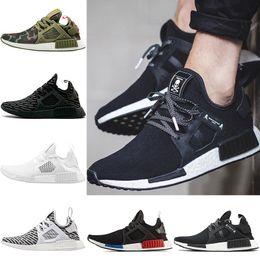 42de96350c6d Discount nmd mastermind - 2018 NMD XR1 Mens Running shoes OG Mastermind  Japan Triple Black White