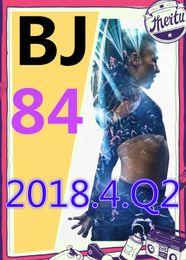 Wholesale Bj Video - pre-order2018.4 April Q2 New Routine BJ 84 Aerobics Fitness Exercise Videos BJ84 Video DVD + Music CD