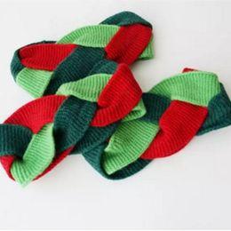 Wholesale Head Knits - XPG- Free size color pure wool knit head&scraf Stitching wool headscraf fashion high quality luxury men & women Fashion Accessorie wholesale