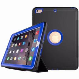 Canada 4in1 Magnetic Smart Cover + étui arrière pour iPad nouveau 2018 Air 2 3 4 5 6 ipad pro 9.7 iPad Mini Mini2 Retina Housse pliante avec sommeil automatique Wake Offre