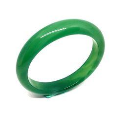 jóia chinesa do verde de jade Desconto Chinês Natural Verde Jade Pulseira Moda Temperamento Jóias Gemas Acessórios Presentes Atacado