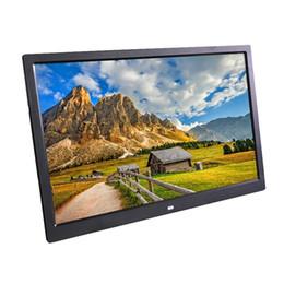12 Inche Цифровая фоторамка электронная картинка 1024*768 поддержка оцифровки HD экраны для рекламы с настольной музыкой от