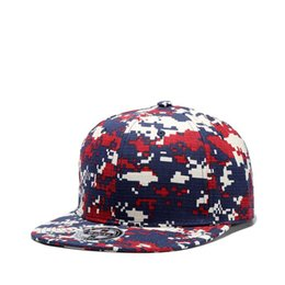 Wholesale army acu - 3 Style Snapback Camouflage Tactical Hat Army Tactical Baseball Cap Unisex ACU CP Desert Cobra Camo Camouflage Hats 2017 new