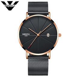 Wholesale Men Slim Watches - wholesale Quartz Watches Men and Women Watch Luxury Famous Top Brand Fashion Watch Quartz Wristwatches Slim With Milanese Ban