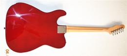 Instrumentos de guitarra china online-SHENGQUE china custom shop Tele guitarra eléctrica 6 cuerdas top quaility mayorista guitarra instrumentos musicales