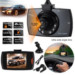 Wholesale Video Cameras For Cars - Original Car DVR Camera G30 Full HD 1080P 140 Degree Dashcam Video Registrars for Cars Night Vision G-Sensor Dash Cam CY739-CN