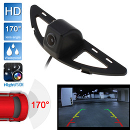 Wholesale Cities Auto - Auto Car Rearview Camera Reverse Backup Parking Camera CCD HD 480TVL 170 Degrees Wide Angle for Honda City CAL_015