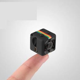 Wholesale Gadgets Video - DHL Free shipping Mini Camera SQ11 Mini DV Cam 1080P Full HD Car DVR Recorder action sport video camera hidden spy gadget