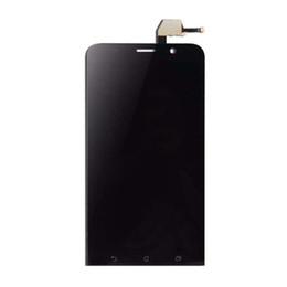 Argentina Pantalla digitalizadora de pantalla LCD para ensamblaje Asus Zenfone 2 ZE551ML de 5.5 '' sin reemplazo de marco negro Suministro