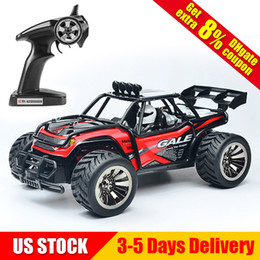 Wholesale rc racing - BG1512 1:16 Scale Electric RC Car Off Road Vehicle 2.4GHz Radio Remote Control Car 2W High Speed Racing Monster Truck Red