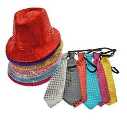 ha condotto il cappello del cappello del cappello Sconti 2018 vendita calda nuova donna uomo paillettes luce led collo cravatta incandescente cappelli hip-hop berretto da baseball lampeggiante festa di compleanno decorazione di nozze