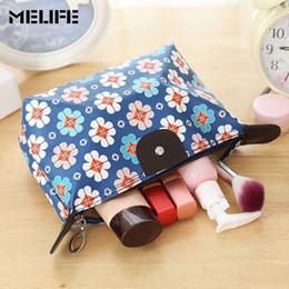 cosmetic black up makeup Australia - MELIFE Waterproof Makeup Bags Cosmetics  Pouchs Travel Ladies Pouch Women 7339a567883fb