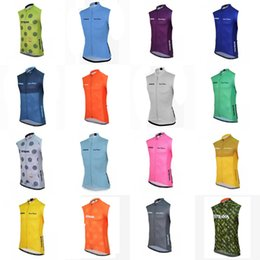 Wholesale Hot Air Dryer - STRAVA team Cycling Sleeveless jersey Vest Customized NEW Hot 2018 Cycling Jersey   Shirts & Tops Clothing Breathing Air D423
