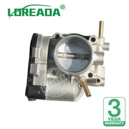 Wholesale oe auto - Loreada Auto Parts Throttle body assembly for Volkswagen Santana 3000 OE 06B 133 062 S 0280750189 0 280 750 189 06B 133 062 H