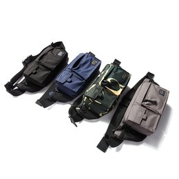 Высокое Качество Tide Марка Грудь Сумка Мужчины Сумка На Ремне Повседневная Ретро Crossbody Pack Прохладный Холст Водонепроницаемый Мешок Слинга 22 cheap brand sling bags от Поставщики фирменные сумки