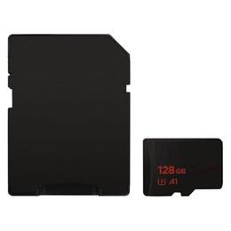 Wholesale Flash Memory Capacity - 100% Real original capacity Class 10 64GB 32GB 16GB 8GB 4GB 2GB MicroSD Card TF Memory Card C10 Flash SD Adapter