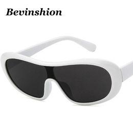 2019 корейские модные очки Trendy 2019 Korean Cool Oval One Piece Sunglasses Women Men Brand Design Arc Frame Driver Goggles Sun Glasses Vintage Lunettes скидка корейские модные очки