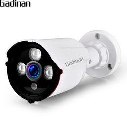 Argentina Cámara IP GADINAN POE ONVIF 1080P 2MP 960P 720P H.265 H.264 Red doméstica por cable Vídeo Seguridad de ángulo amplio exterior RTSP cheap security camera onvif poe Suministro