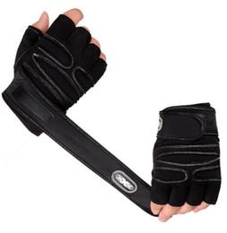 Nuevos guantes crossfit gimnasio culturismo pesas deporte ejercicio  entrenamiento muñeca fitness levantamiento de pesas guantes para hombres  mujeres bd9ad3dc088c0