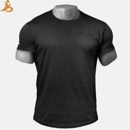 2019 футболка спортивная Пользовательский логотип 2018 новый мужской бег Майка быстрый сухой Comprssion рубашка тренажерный зал обучение спорт Мужчины баскетбол Jesery спортивная одежда скидка футболка спортивная