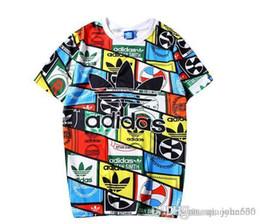 DS YEEZUS Artículo de lujo venta caliente Marca de ropa Hombres Camisa de algodón Camiseta hombre Mujer Camiseta Hip Hop O-cuello manga corta de alta calidad desde fabricantes