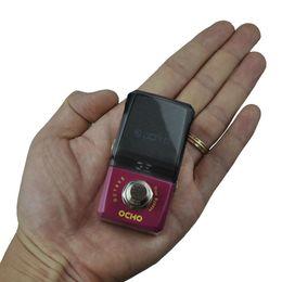 partes de transistores Rebajas JOYO Ocho Octave Monofónico Mini Pedal de Efecto de Guitarra JF330