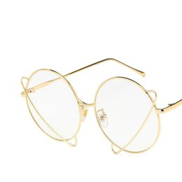 Wholesale Planet Lighting - 2018 New style The new trend earth flat light mirror Vintage metal frames Planet shaped frames Hipster necessary Joker style