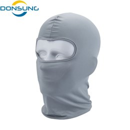Wholesale Face Cover Hat - Outdoor Sports Motorcycle Neck Cover Ski Bike Cycling Full Face Mask Windbreak Hat Camouflage Tactical Headscarf CS Protect Mask