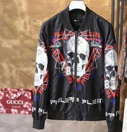 Patrones largos chaquetas con estilo online-Logo de marca Tops Ropa para hombre Chaqueta de abrigo Patrón de diseño Chaquetas Sudadera con capucha Manga larga Lujo Elegantes abrigos 16 modelos Opcional