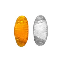 Wholesale protection lamp - Bicycle Spoke Reflector Warning Light Safe Wheel Rim Reflective MTB Spoke Lamp Protection Bike Accessories Camping Equipment 0 7ct bb