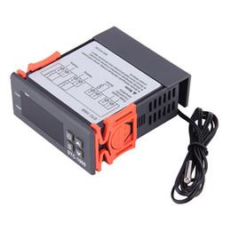 Controllore digitale dell'acquario online-Interruttore regolatore di temperatura STC-1000 12/24/110 / 220V -50 ~ 99 ° C acquario cova pesce termostato elettronico display digitale