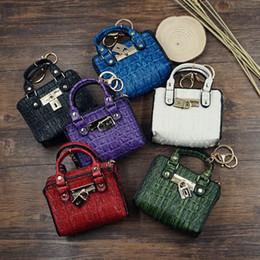 2019 bolsas coreanas de bloqueo Moda madre y niños bolsos coreanos mini princesa Monederos monederos de la PU con bolsas pequeñas bolsas de hombro inclinado niños regalos de Navidad rebajas bolsas coreanas de bloqueo