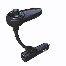 2019 effacer lecteur mp3 2018 Date 360 degreen voiture lecteur MP3 audio Bluetooth Transmetteur FM sans fil appel mains libres Dual USB chargeur pour smartphone