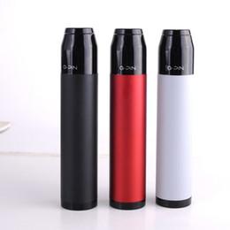 elektroschleifer Rabatt Vollautomatische Funktion Elektrische Mini Pen Herb Grinder Spice Miller Crusher mit Micro-USB-Ladeanschluss Eingebaute Batterie Mehrfachverwendung