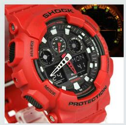Argentina Military Sport Watch Men Top Brand Luxury Famous Electronic LED Digital Relojes de pulsera para hombres Reloj masculino Relogio Masculino CB01 Suministro
