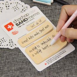 Канцелярский набор онлайн-Sticky Note Band Aid серии Блокнот наклейки Sticky Notes бумага Блокнот Каваи канцелярские офис