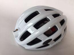 Wholesale road bike 59cm - LED Light Cycling Helmet Bike Ultralight helmet Intergrally-molded Mountain Road Bicycle MTB Helmet Safe Men Women 49-59cm