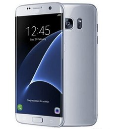 Wholesale French Logos - New S7 Smartphone MTK6580 goophone dual core 5.1 inch with Original logo 512mb 4gb Android goophone s7 Wifi 3g Cellphone DHL free shipping