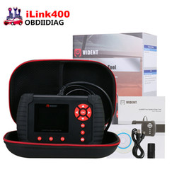 Wholesale mazda transmission - VIDENT iLink400 Automotive Full System Scanner ABS SRS EPB Transmission Diagnostic DPF Regeneration,Oil Reset as FOXWELL NT510