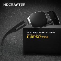 d103e7c2516387 HDCRAFTER Brand Unisex Retro Aluminum Sunglasses Polarized Lens Vintage  Eyewear Accessories Driving Sun Glasses For Men Women hdcrafter sunglasses  on sale