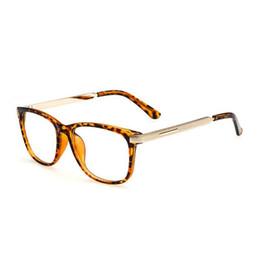 Femmes Myopie Lunettes De Vue Lunettes Objectif Clair Meral Leg Frame Optical Glasses ? partir de fabricateur