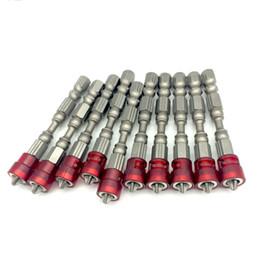 """Manyetik Tornavida Alçıpan Alçıpan Bitsler Ph2 Tornavida Bit Bit 65mm 10pcs / set -1/4"""" Hex incik nereden xenon flaş lambaları tedarikçiler"""