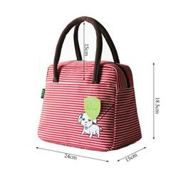Borse da viaggio per vacanze online-QZH Borsa a mano Borsa a mano Borsa a mano Vintage Tote Bag Borsa a mano Lovely Dog Print Shopping Holiday Travel Single