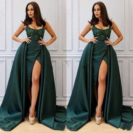 Discount Plus Size Prom Dress Detachable Train | Plus Size ...
