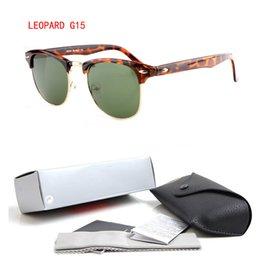 Wholesale Eye Glasses Half Frame Men - 2018 vintage sunglasses 3016 women men new arrival frame sun glasses men sun glasses brand designer outdoor glasses with box