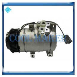 Компрессоры honda онлайн-10S17C компрессор кондиционера для Honda согласии гражданского CRV 38810RBDE11 38810RBEE11 447260-6080 KTT095028