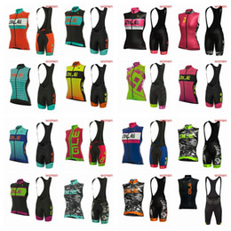 Wholesale comfort sets - ALE Riding Sleeveless Sweatshirt (Bag) Shorts Set New Ms. Summer Hot Mountain Bike Rome ciclismo hombre Comfort J5832